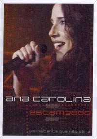 DvdAna Carolina - Estampado - Frete Só R$ 6,90