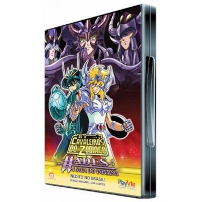 Dvd Hades Inferno Zodiaco Hades Inferno Vol