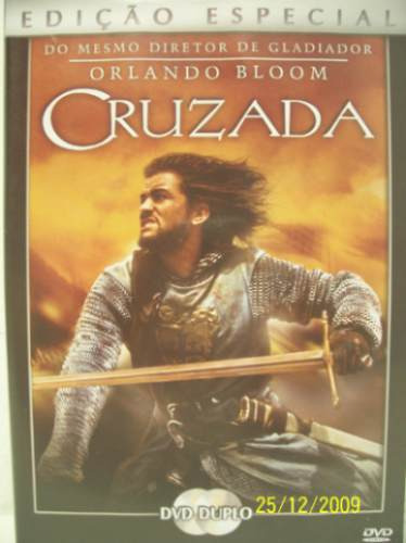 Dvd - Cruzada - Ed. Especial Dvd Duplo
