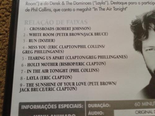 Dvd Eric Clapton