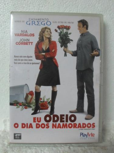 Dvd Eu Odeio O Dia Dos Namorados [ Frete Gratis]