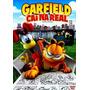 Garfield - Cai Na Real / Original - Semi-novo / Dvd