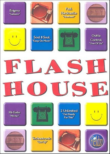 Dvd Flash House