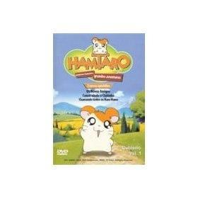 Dvd Hamtaro - Pequenos Hamsters, Grandes Aventuras - Vol. 1