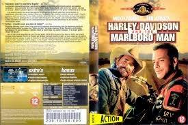 Dvd Harley Davidson E Marlboro Man Caçada Sem Tréguas
