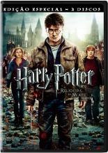 Dvd Harry Potter E As Relíquias Da Morte - Parte 2 (duplo)