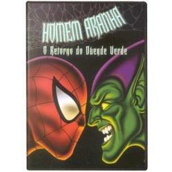 Dvd Homem Aranha - O Retorno Do Duende Verde