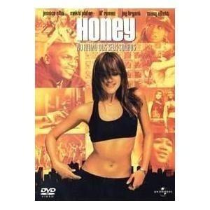 Dvd Honey No Ritmo Dos Seus Sonhos Jessica Alba Raridade