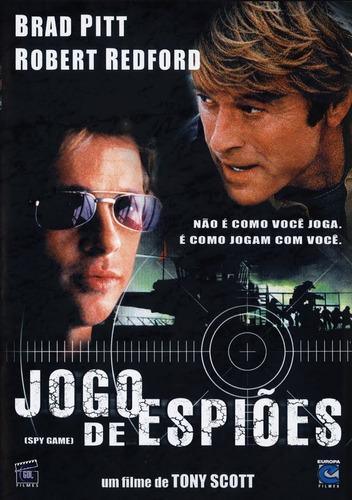 Dvd- Jogo De Espiões
