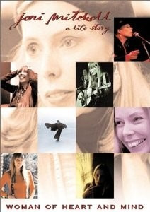 Dvd Joni Mitchell - Woman Of Heart And Mind: A Life Story