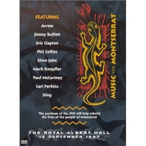 Dvd - Music For Montserrat