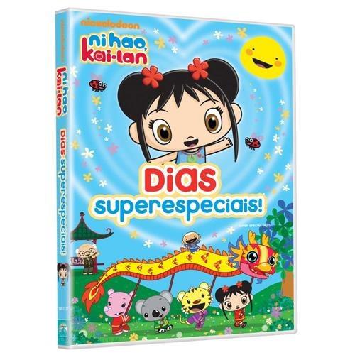 Dvd - Ni Hao Kai-lan Dias Superespeciais