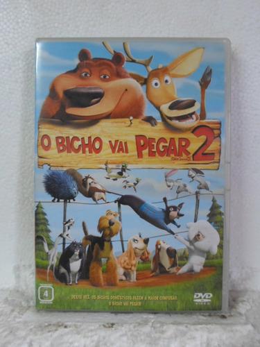 Dvd O Bicho Vai Pegar 2 [frete Gratis]