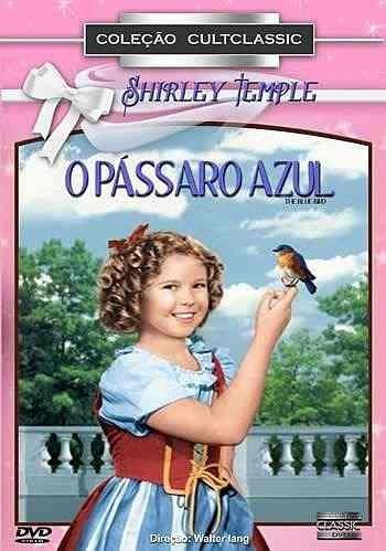 Dvd O Pássaro Azul (1940)