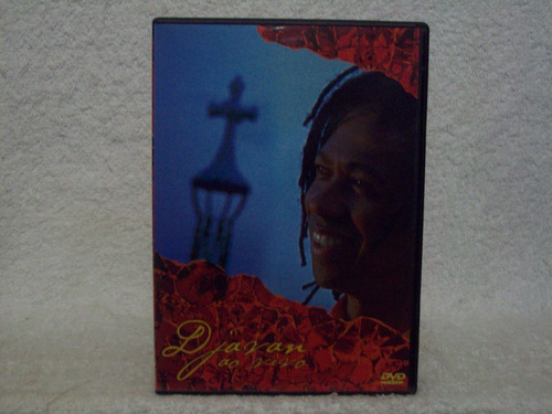 Dvd Original Djavan- Ao Vivo
