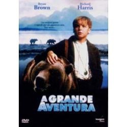 Dvd Original Do Filme A Grande Aventura (richard Harris)