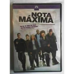 Dvd Original Do Filme Nota Máxima