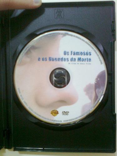 Dvd Os Famosos E Os Duendes Da Morte - Usado