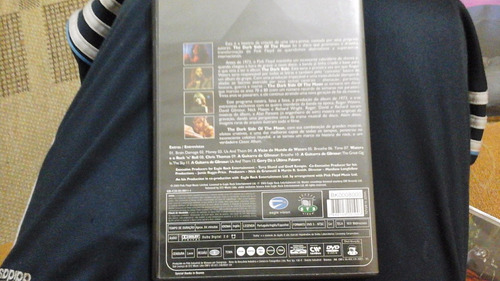 Dvd - Pink Floyd - The Dark Side Of The Moon