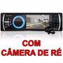 Radio Media Player Aquarius Tela 3 Fm Usb Sd Mp3 Camera Re