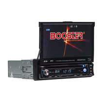 Dvd Automotivo Tela Retrátil 7 Polegadas Tv Bluetooth Sd Usb