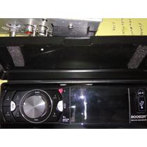 Dvd Booster Bdvm-8340mp + Mini Modulo 500watts Ma-150