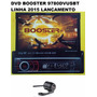 Dvd Retratil Booster 9780 Gps Tv Camera Usb + Brinde