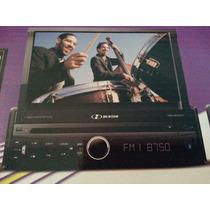 Auto Rádio Hbd-9820dtv C/ Tv Digital Tela 7 Novo Da Fabrica
