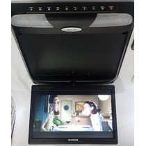 Dvd De Teto Carro H-buster Hbd-7900av Tela 10 Polegadas