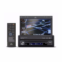 Dvd Automotivo Hbd-9650avn Retrátil Gps Usb Mp3 Touch Aux