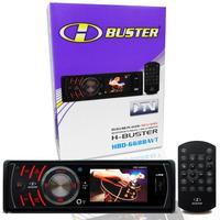 Dvd Player H-buster Hbd-6688avt C/ Tv Digital, Lcd 2.7 Pol