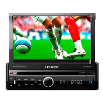 Dvd Player H-buster Hbd-9820dtv Retrátil 7