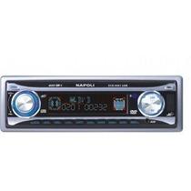 Dvd Player 9901 Napoli Usb/mp3 Leitor Cartão Sd Sem Controle
