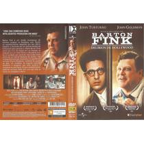 Dvd Barton Fink Delírios De Hollywood - Joel & Ethan Coen