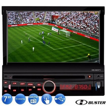 Dvd 9820 Buster Retratil Tv Digital Hbuster