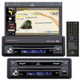 Dvd H-buster Hbd-9760avn Retrátil - Gps+tv+camera De Re