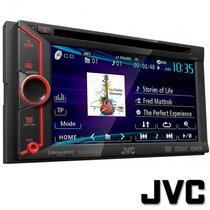 Dvd Player Jvc Kw-v10 Tela 6.1 Usb Av Auxiliar 4x50w