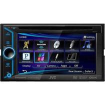 Dvd Player Automotivo Jvc Kw10 6.1 Polegadas Am Fm Usb
