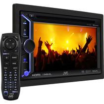 Dvd Player Jvc Kwv 20 Bt 6.1polegadas Am Fm Usb Bluetooth