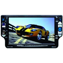 Central Multimidia Dvd Tv Napoli Tela Motori. 6,5 Bluetooth