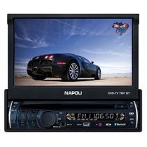 Dvd Automotivo Retratil Napoli 7997 Bluetooth -tv-sd-usb