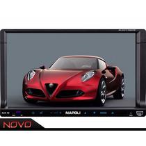 Central Mutimidia Dvd Universal Napoli 7929 Tv Bluetooth