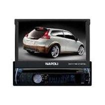 Dvd Retrátil Napoli Gps,tv, Sd Usb,bth+câmera Ré+brinde