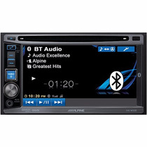 Central Multimídia Dvd Alpine Ive-w 530 6.1 C/ Bluetooth