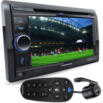 Dvd Automotivo Positron Bluetooh + Tv Digital + Camera De Ré