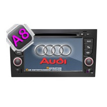 N Android Kit Central Multimidia Audi A3 A4 Dual Core 1080p