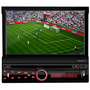 Dvd Retratil 7 H-buster Hbd-9820dtv Tv Digital Usb Touch Som
