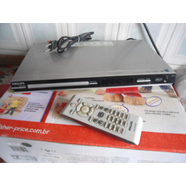 Dvd Player Philips Dvp 3142k