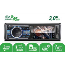 Mp3 Player Automotivo Usb Lcd Rock 180w Multilaser P3180