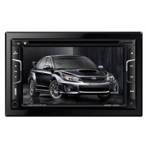 Dvd Player Automotivo 2 Din Universal Napoli 6220 Tv